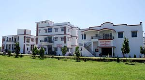 SGRR Institute Of Medical And Health Sciences