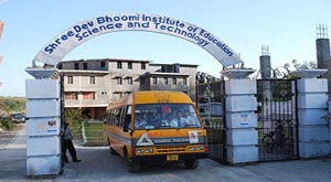 Sri Dev Bhomi Institute of Education Science & Technology